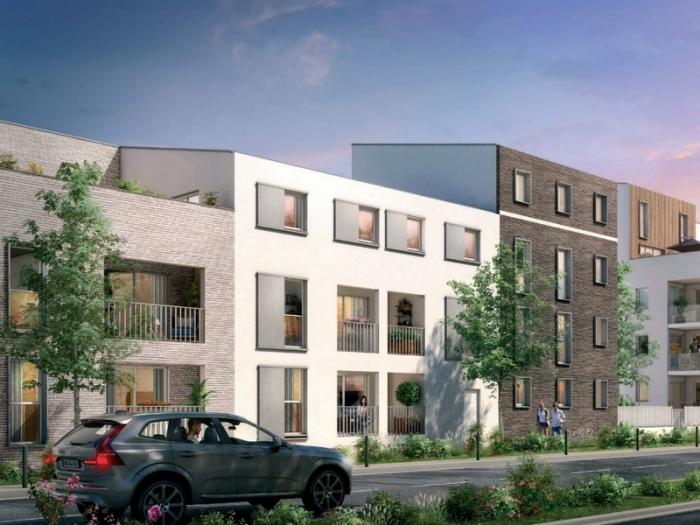 Appartements neufs Saint-Simon référence 5004 : aperçu n°4
