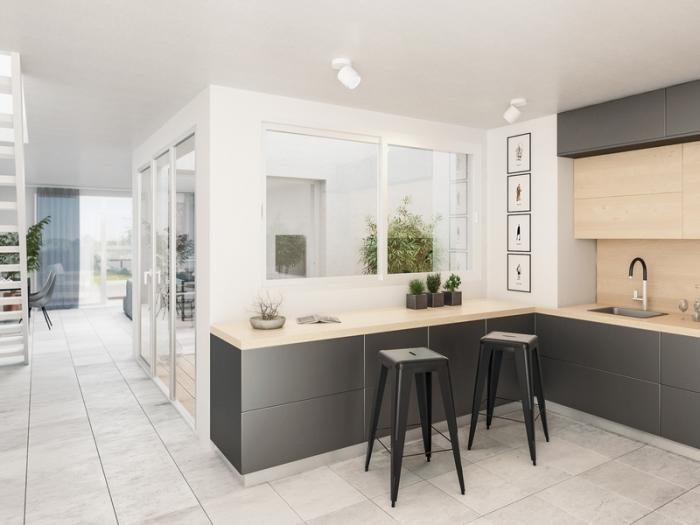 Appartements neufs Saint-Simon référence 5006 : aperçu n°1
