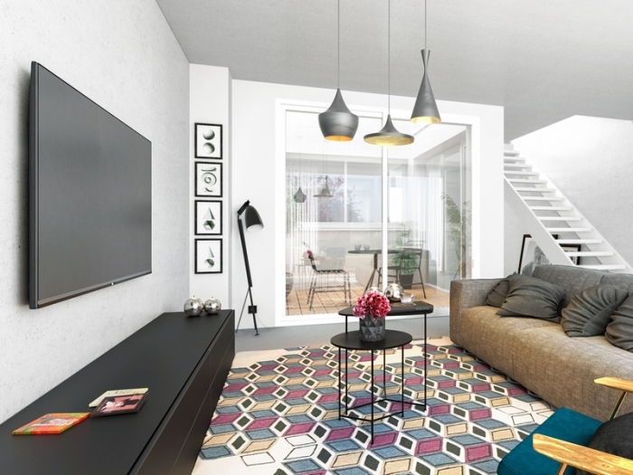 Appartements neufs Saint-Simon référence 5006 : aperçu n°3