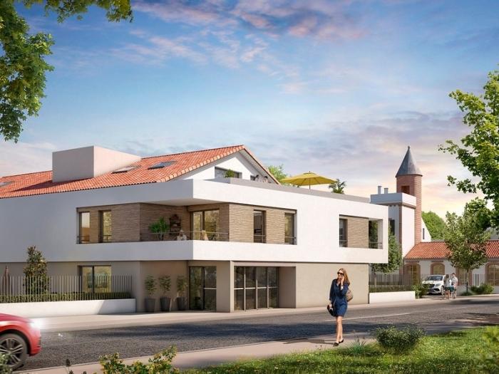 Appartements neufs Saint-Simon référence 5007 : aperçu n°0