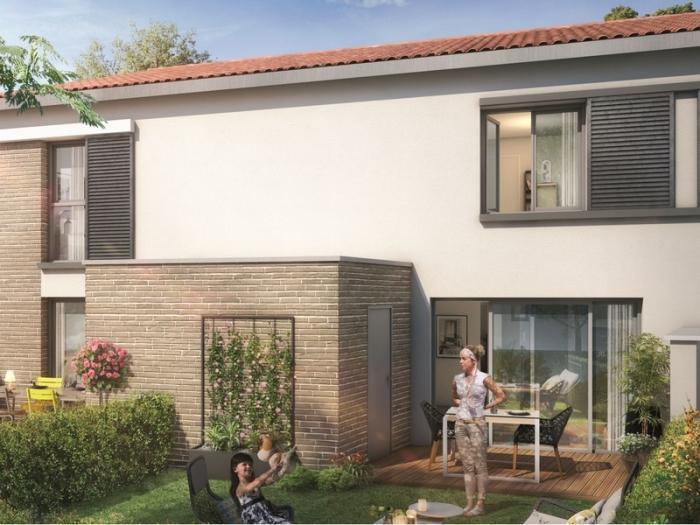 Appartements neufs Saint-Simon référence 5007 : aperçu n°1