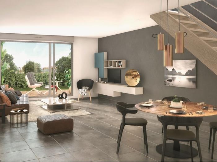Appartements neufs Saint-Simon référence 5007 : aperçu n°3