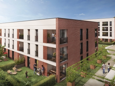 Appartements neufs Saint-Simon référence 5083