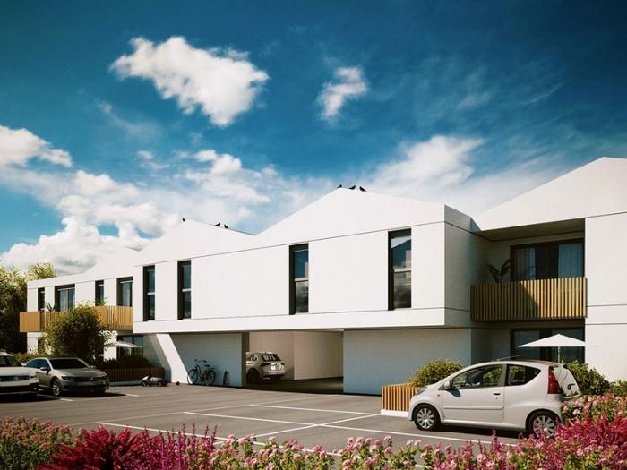 Appartements neufs Saint-Simon référence 5020 : aperçu n°0