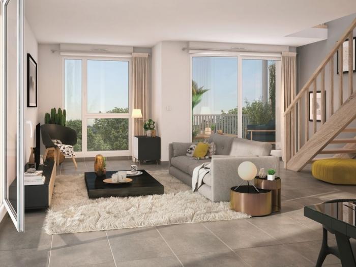 Appartements neufs Saint-Simon référence 5087 : aperçu n°1