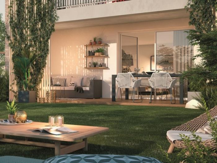 Appartements neufs Saint-Simon référence 5087 : aperçu n°2