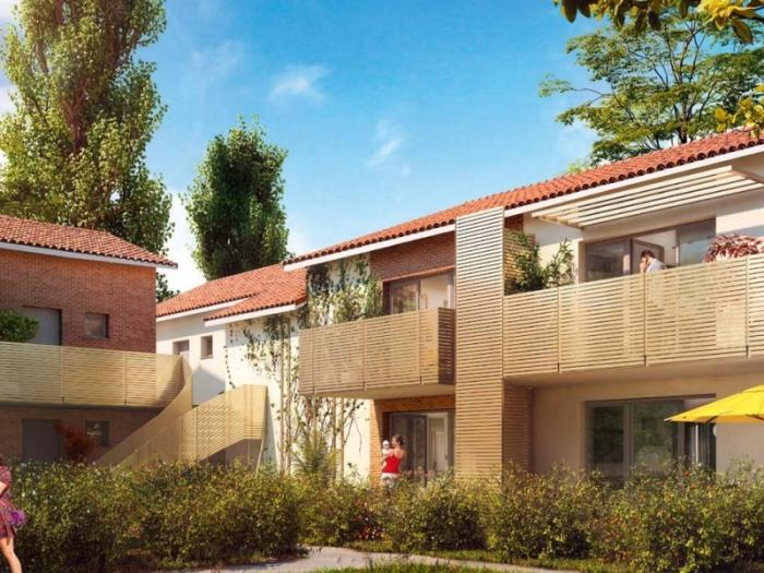 Appartements neufs Saint-Simon référence 5000 : aperçu n°0