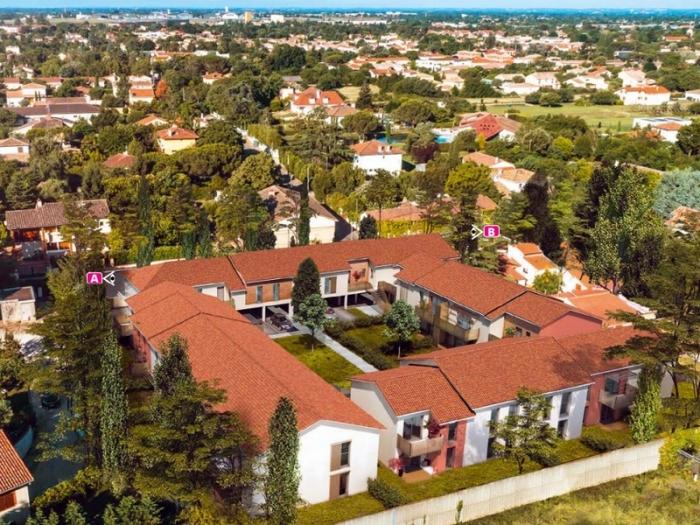 Appartements neufs Saint-Simon référence 5000 : aperçu n°2