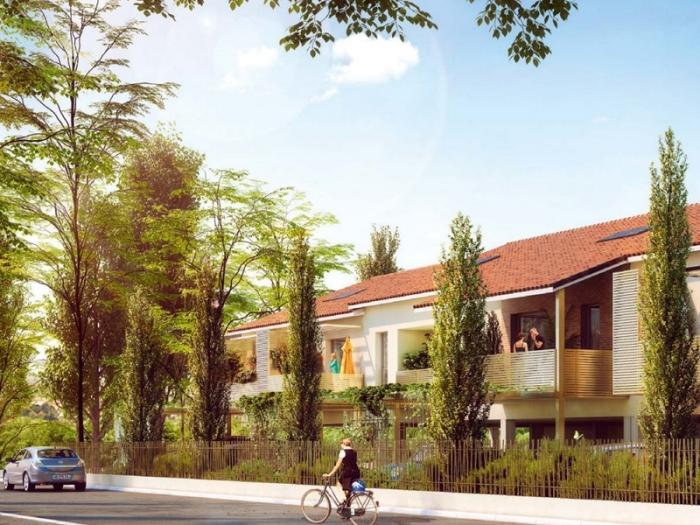 Appartements neufs Saint-Simon référence 5000 : aperçu n°3