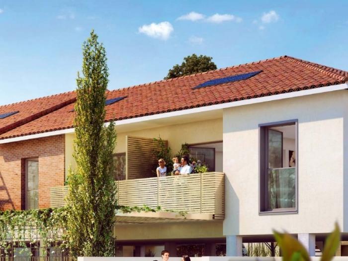 Appartements neufs Saint-Simon référence 5000 : aperçu n°4