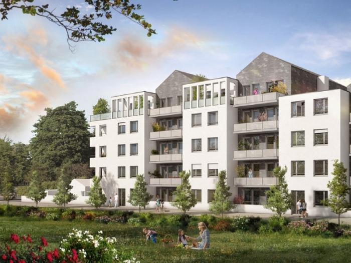 Appartements neufs Saint-Simon référence 5001 : aperçu n°0
