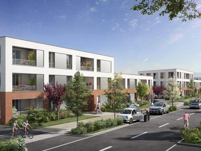 Appartements neufs Saint-Simon référence 5002 : aperçu n°0