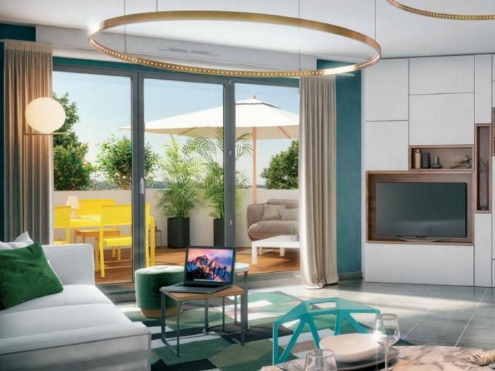 Appartements neufs Purpan référence 4956 : aperçu n°1