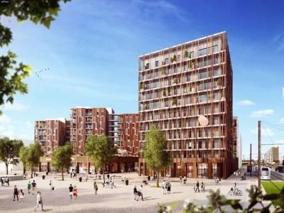 Appartements neufs Purpan référence 4957