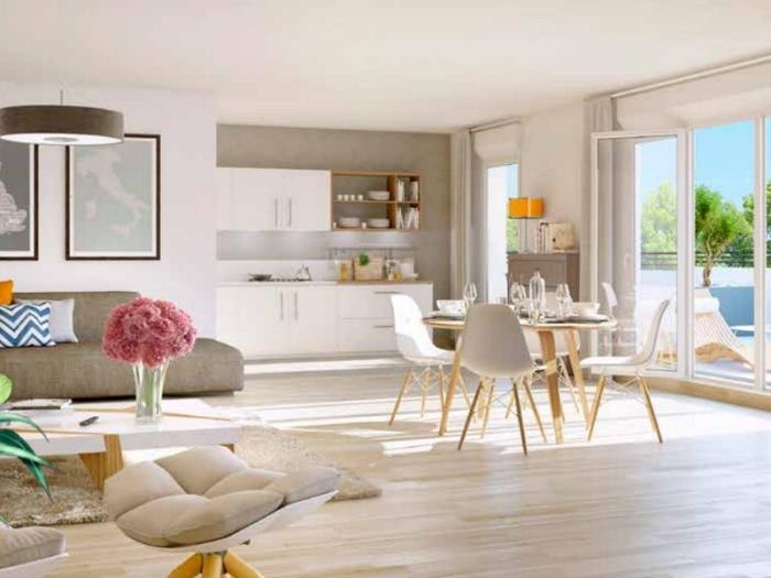 Appartements neufs Purpan référence 4957 : aperçu n°1
