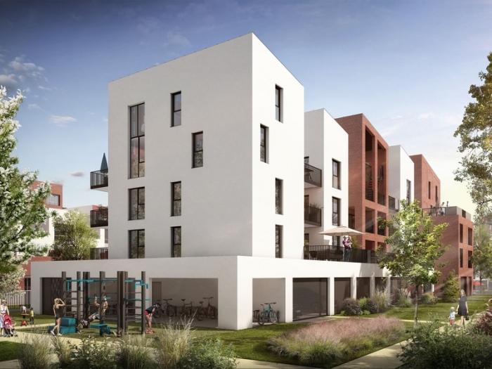 Maisons neuves et appartements neufs Purpan référence 4961 : aperçu n°0