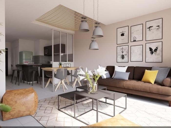 Maisons neuves et appartements neufs Purpan référence 4961 : aperçu n°2