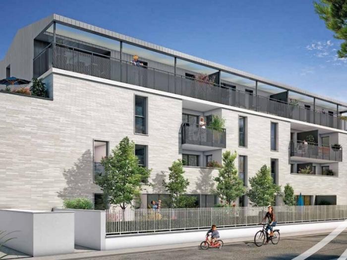 Appartements neufs Les Minimes référence 4930 : aperçu n°0