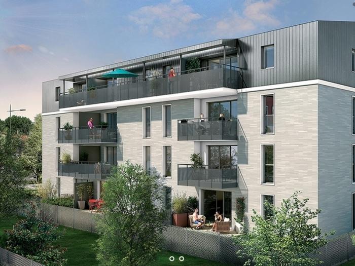 Appartements neufs Les Minimes référence 4930 : aperçu n°2