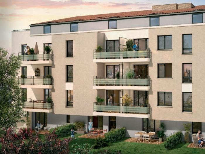 Appartements neufs Les Minimes référence 4931 : aperçu n°0