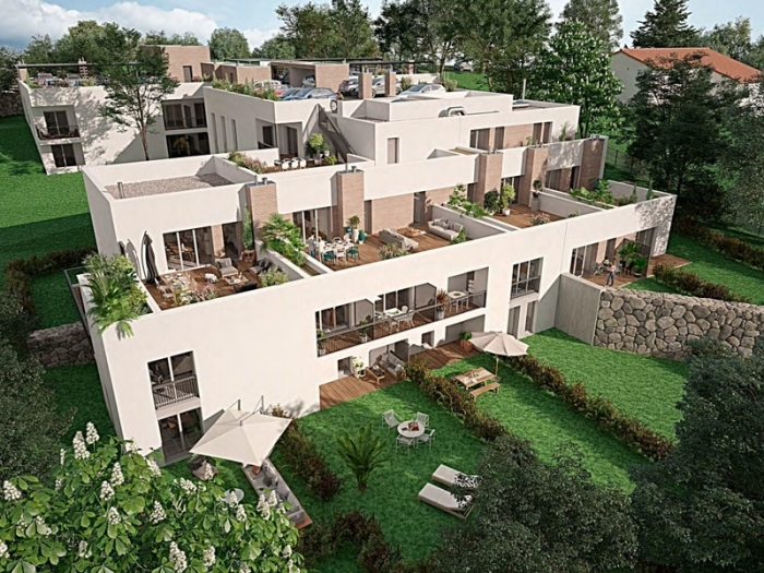 Appartements neufs Rangueil référence 4964 : aperçu n°0