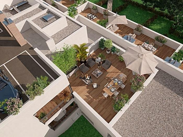 Appartements neufs Rangueil référence 4964 : aperçu n°2