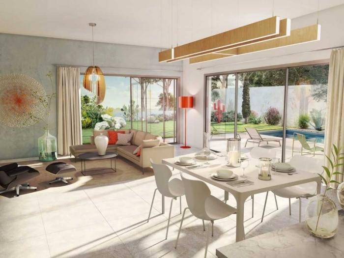 Maisons neuves et appartements neufs Rangueil référence 4966 : aperçu n°1