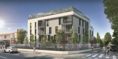 Appartements neufs Rangueil référence 4965