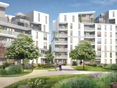 Appartements neufs Montaudran référence 5410