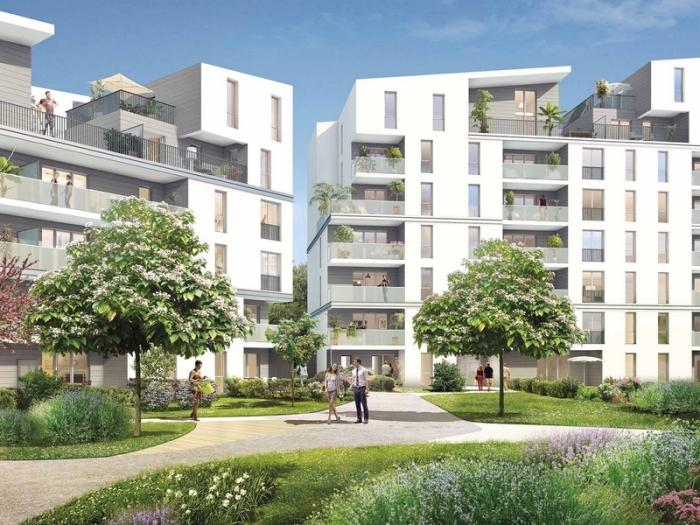 Appartements neufs Montaudran référence 5410 : aperçu n°0