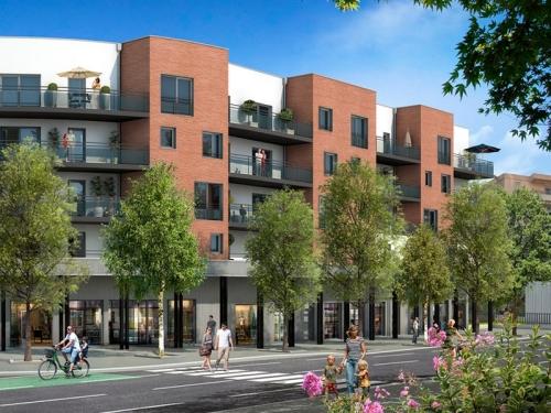 Appartements neufs Montaudran référence 4935