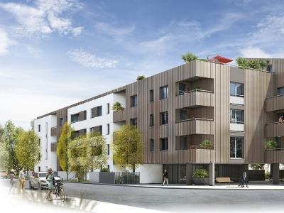 Appartements neufs Montaudran référence 4936