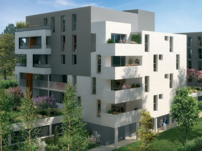 Appartements neufs Jolimont référence 4868 : aperçu n°0