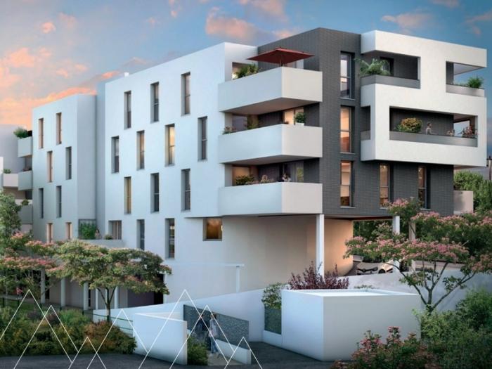 Appartements neufs Jolimont référence 4868 : aperçu n°2