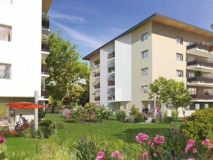 Appartements neufs Bonnefoy référence 4789 : aperçu n°0