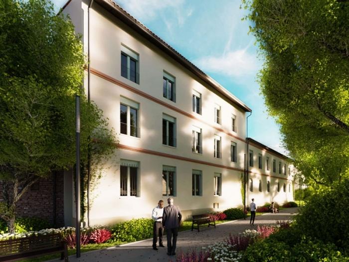Appartements neufs Les Amidonniers référence 4747 : aperçu n°2