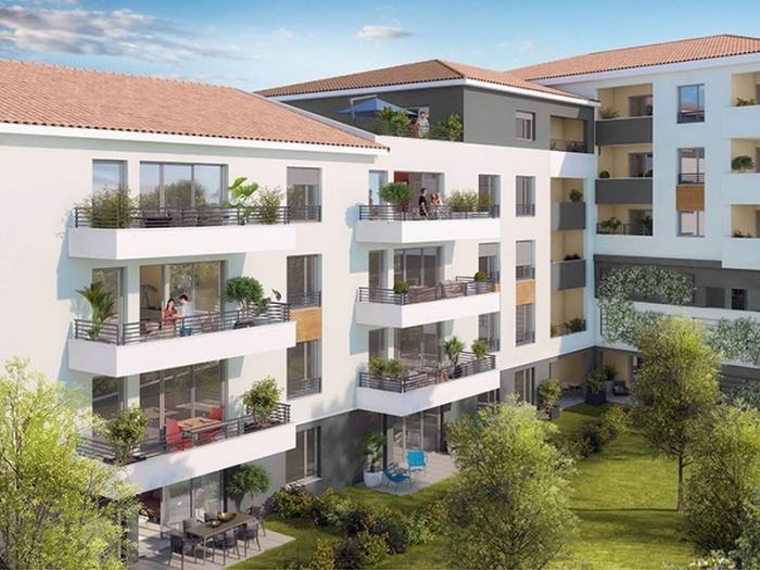 Appartements neufs Guilheméry référence 5290 : aperçu n°0