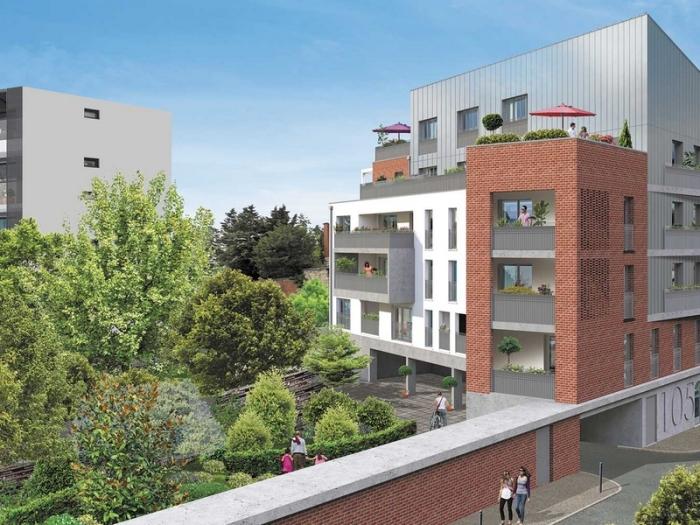 Appartements neufs Guilheméry référence 4866 : aperçu n°2