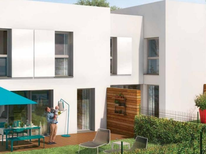 Maisons neuves Lardenne référence 4919 : aperçu n°4