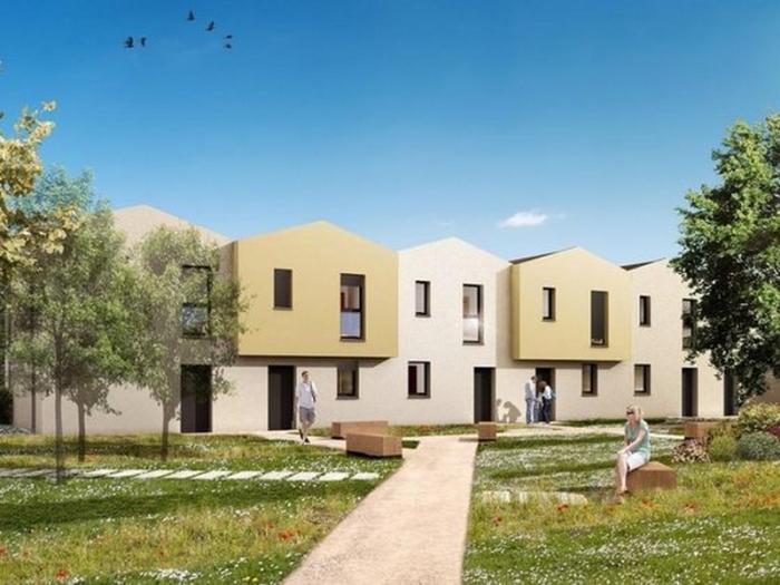 Appartements neufs Lardenne référence 4917 : aperçu n°2