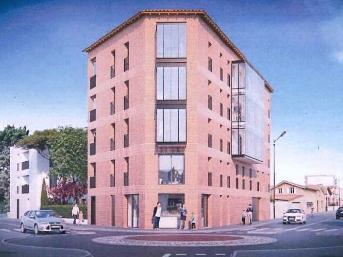 Appartements neufs Patte d'Oie référence 4942 : aperçu n°0