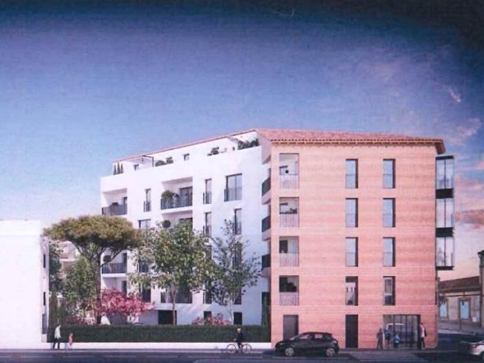 Appartements neufs Patte d'Oie référence 4942 : aperçu n°2