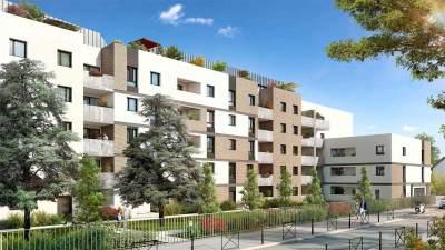 Appartements neufs Patte d'Oie référence 4943