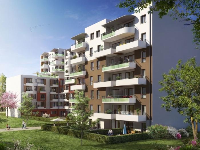 Appartements neufs Saint Cyprien référence 4977 : aperçu n°0