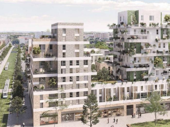 Appartements neufs Purpan référence 4978 : aperçu n°0