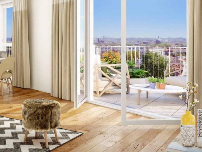 Appartements neufs Purpan référence 4978 : aperçu n°3