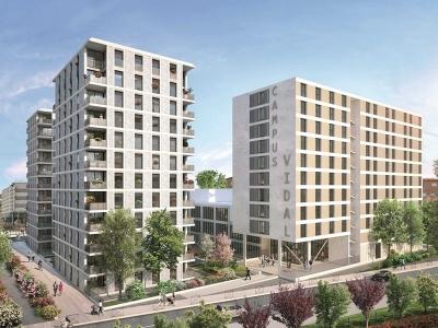 Appartements neufs Patte d'Oie référence 4944