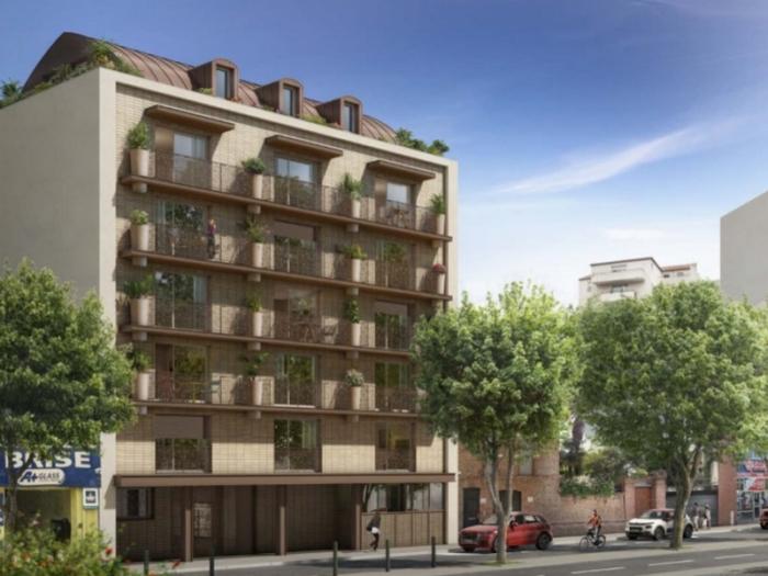 Appartements neufs Saint Cyprien référence 4976 : aperçu n°0