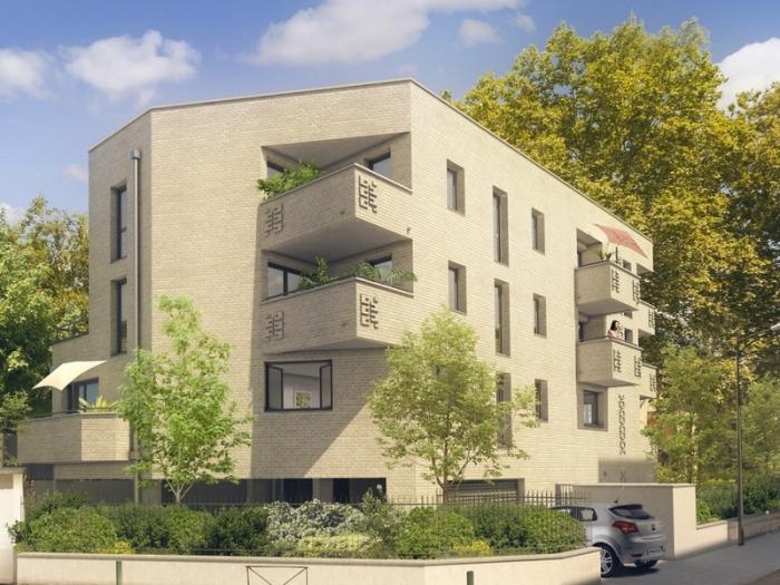 Appartements neufs Le Busca référence 4927 : aperçu n°1