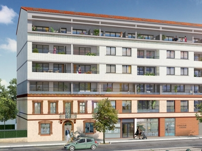Appartements neufs Croix de Pierre référence 4850